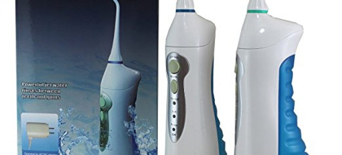 Gurin Oral Irrigator Water Flosser Review