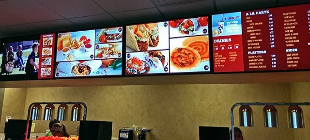 Integrating Digital Menu Boards Into Your Restaurant