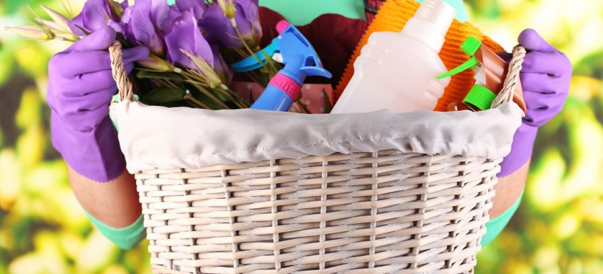 Your Spring Cleaning List Isn't Complete Until You Do These Things