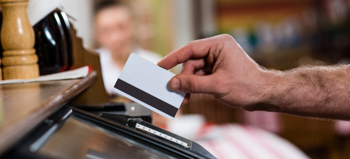 Credit card processing is the future for your business