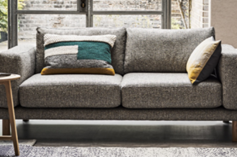 Choose the right fiber for your sofa to suit all seasons