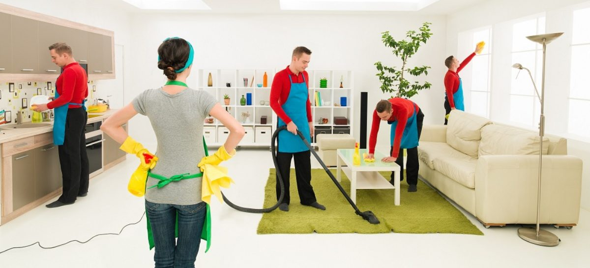 Top 10 Reasons to Schedule House Cleaning Services