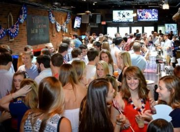Where to Go Out in Washington D.C. for A Guy's Birthday Party
