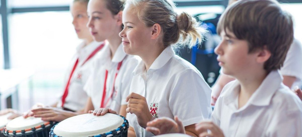 Why should a person in Singapore join a Drum Class?